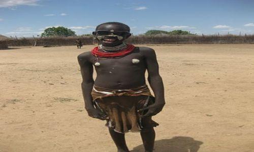Zdjecie ETIOPIA / Omo Valley / Kara-Korcho Community site / KARO PEOPLE