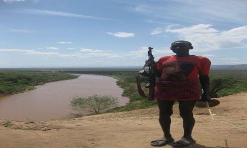 Zdjecie ETIOPIA / Omo Valley / Kara-Korcho Community site / fan eminema