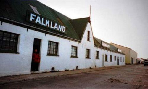 Zdjęcie FALKLANDY / Brytyjskie terytorium zamorskie na Atlantyku / Stanley / Falkland