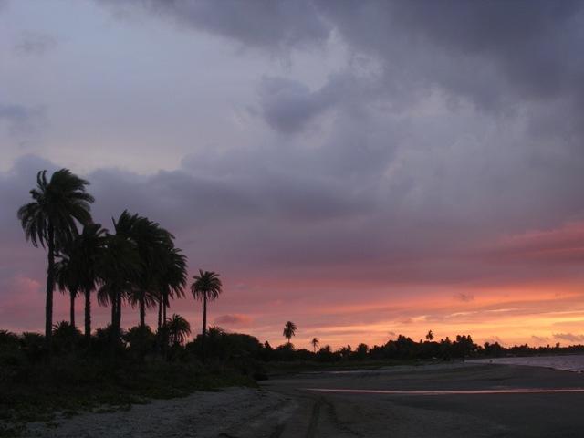 Zdjęcia: Nadi, Viti Levu, Zachód słońca, FIDŻI