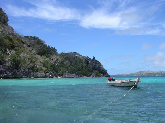 Zdjęcia: Nanuya Lai Lai, Yasawa, Łódka, FIDŻI