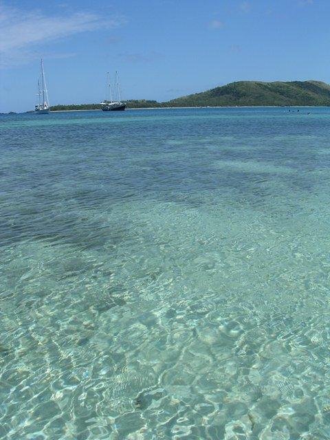 Zdjęcia: Błękitna Laguna, Nanuya Lai Lai, Yasawa, Krystalicznie czysta woda, FIDŻI