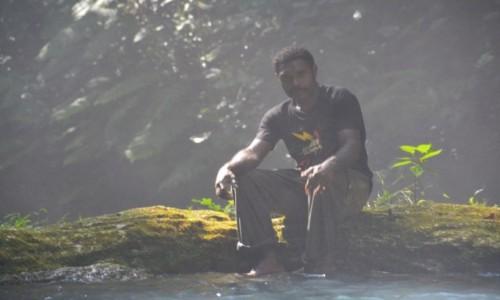 Zdjecie FIDŻI / Viti Levu / Park Narodowy Koroyanitu / A tak sobie siedzę