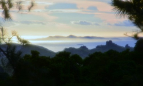FIDŻI / Viti Levu / Park Narodowy Koroyanitu / Wyspa Vomo