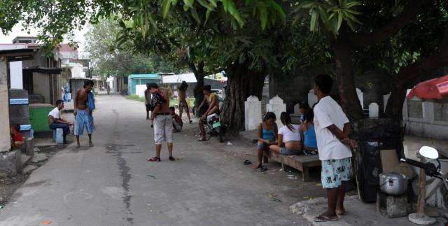 Zdjęcia: Cmentarz Północny, Manila, Sobotni luz, FILIPINY