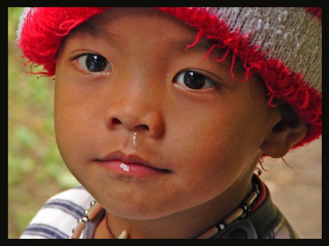 Zdjęcia: Sagada , wyspa Luzon , mały filipińczyk , FILIPINY