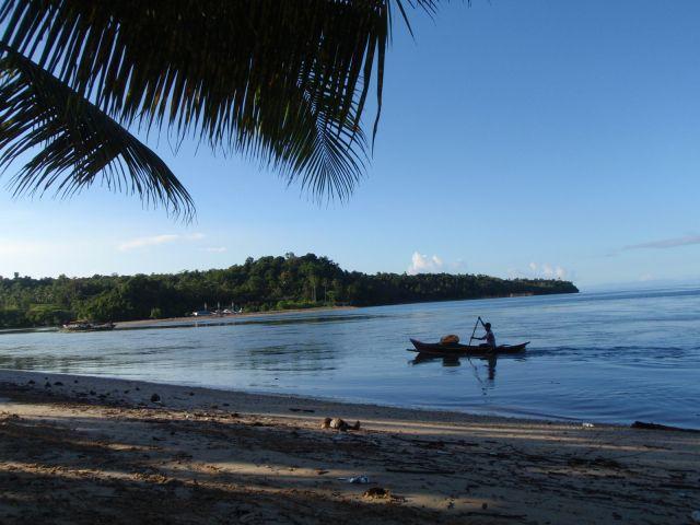 Zdjęcia: Wyspa Ticao, Rybak, FILIPINY