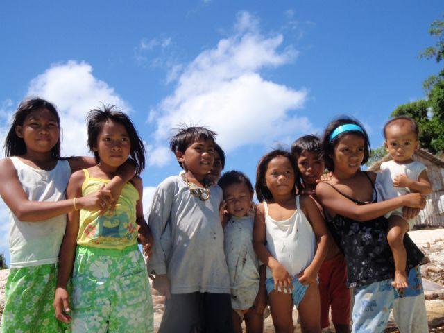 Zdjęcia: Wyspa Ticao, Dzieciaki, FILIPINY