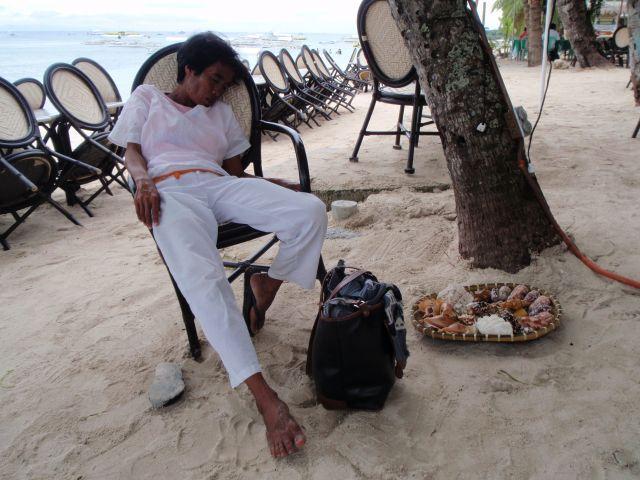 Zdjęcia: Wyspa Panglao, Czasami trzeba odpocząć, FILIPINY