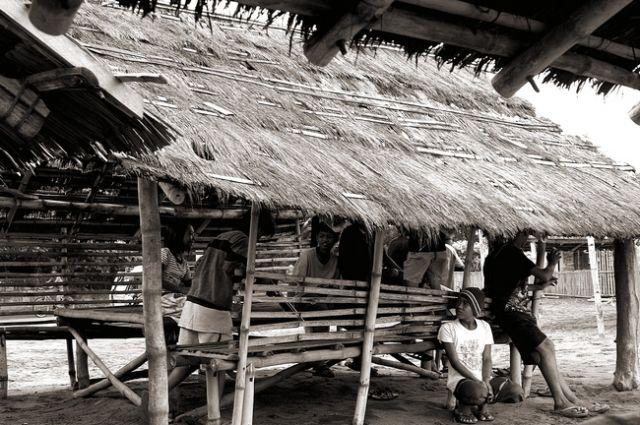 Zdjęcia: Luzon/Agoo, Na plaży w San Julian, FILIPINY