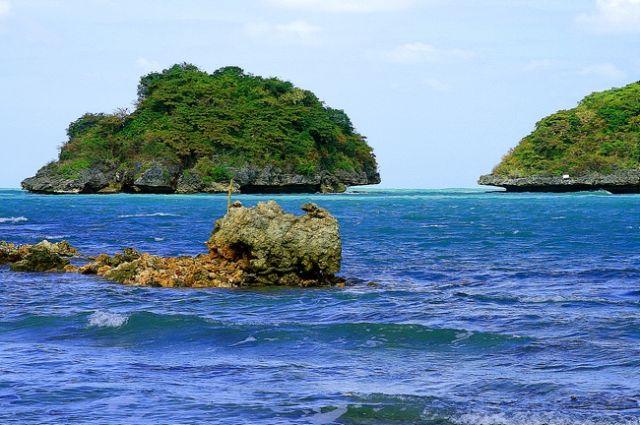 Zdj�cia: Ko�o Alaminos/Luzon, Sto Wysp__, FILIPINY