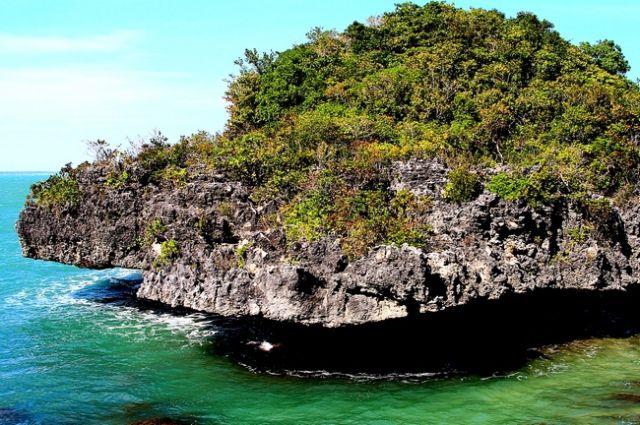 Zdjęcia: Koło Alaminos/Luzon, Sto Wysp___, FILIPINY