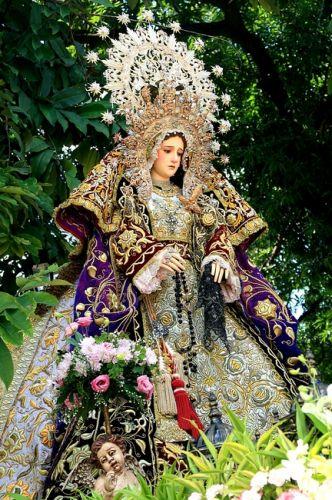 Zdjęcia: Manila, Luzon, Festiwal Maryjny w Intramuros, FILIPINY