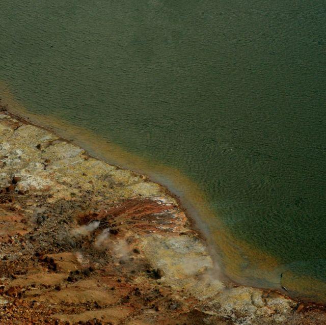Zdjęcia: jezioro Taal/Luzon, Wnętrze wulkanu Taal, FILIPINY