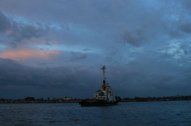 Zdjęcia: Manila, Port, FILIPINY