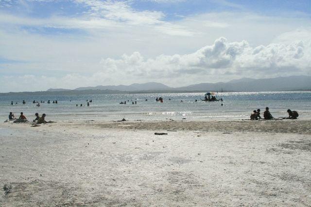 Zdjęcia: Palawan, Biała Plaża w Puerto Princessa, FILIPINY