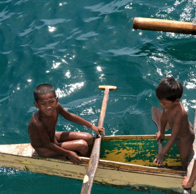 Zdj�cia: Zamboanga/Mindanao, Po�awiacze2, FILIPINY