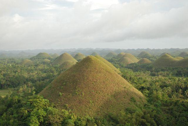 Zdjęcia: Carmen, Bohol, Czekoladowe wzgórza , FILIPINY
