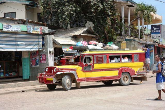 Zdjęcia: Coron Town, Palawan, Filipiny - Coron Town, FILIPINY