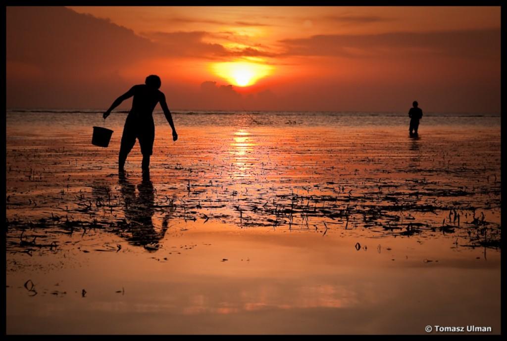 Zdjęcia: Malapascua, Cebu, Zachód słońca - Malapascua, FILIPINY