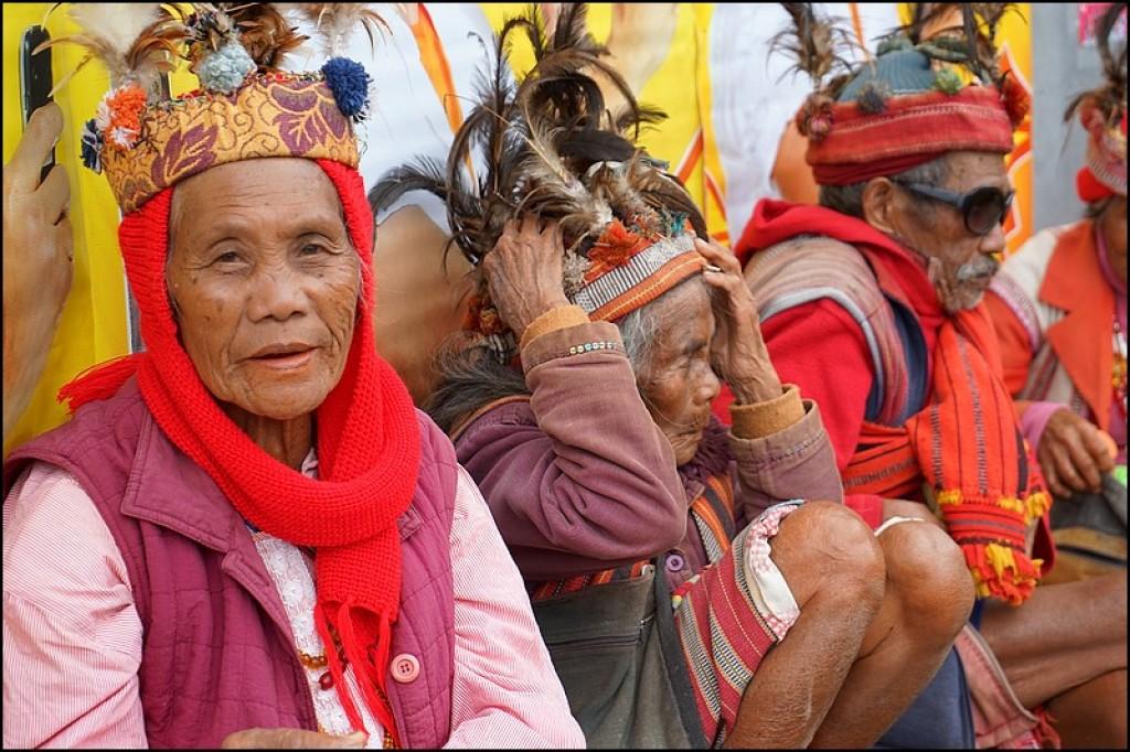 Zdjęcia: Banaue, Luzon, Ludzie Ifugao 2, FILIPINY