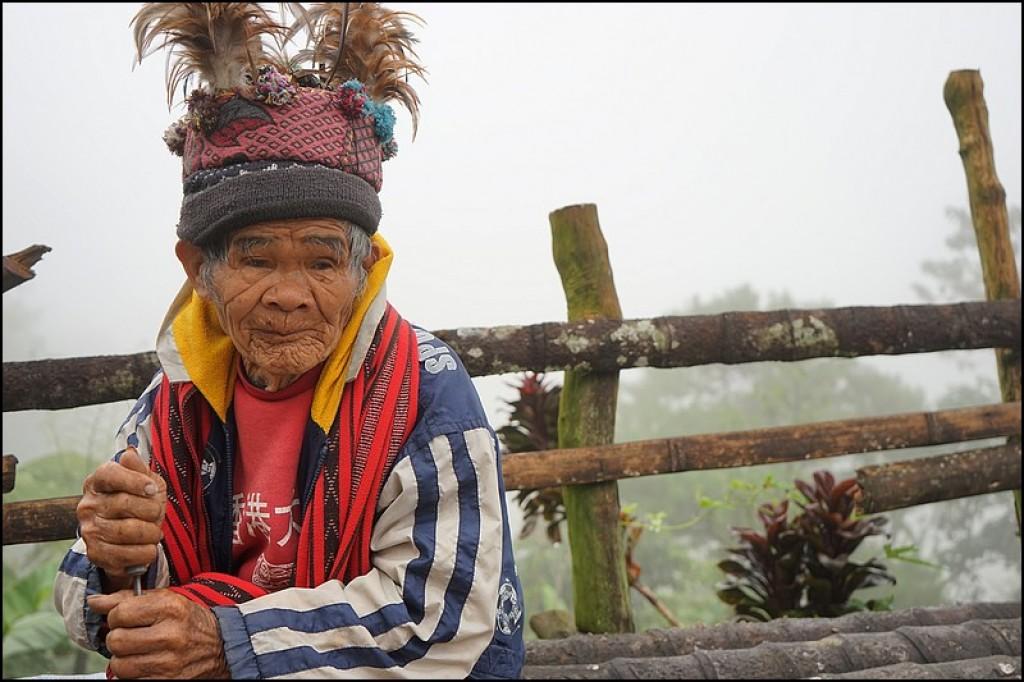 Zdjęcia: Banaue, Luzon, Ludzie Ifugao 5, FILIPINY