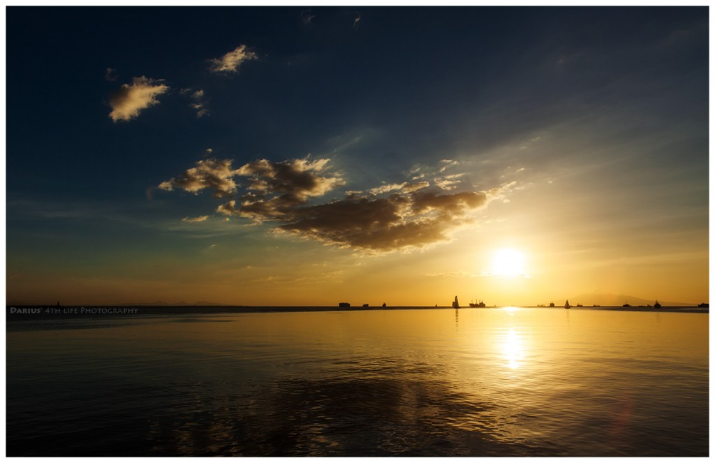 Zdjęcia: Manila, Luzon, Philippines Sundown, FILIPINY