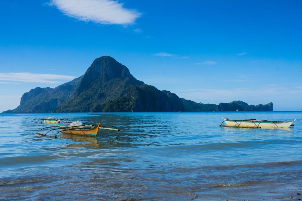 Zdjęcia: El Nido , Palawan, błękit, FILIPINY