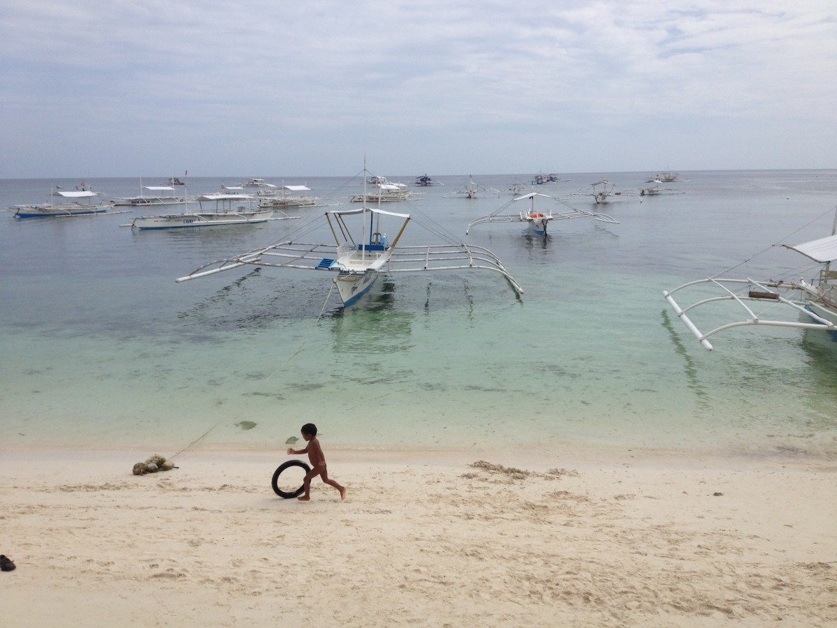 Zdjęcia: Bohol , Cebu, Zabawa , FILIPINY