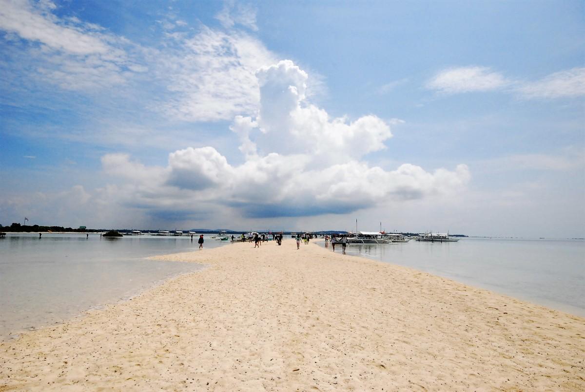 Zdjęcia: Virgin island, Panglao, somewhere on the sea, FILIPINY