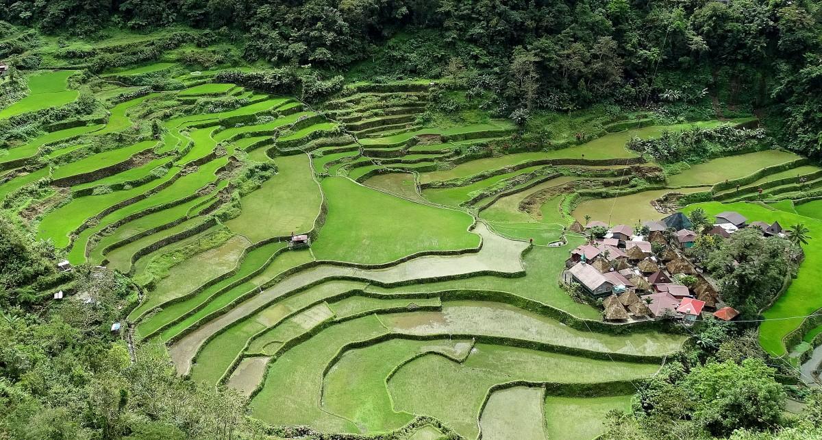 Zdjęcia: Bangaan, Północny Luzon, Jak z bajki, FILIPINY