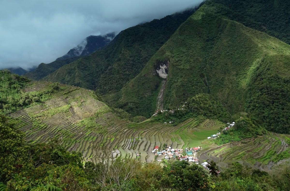 Zdjęcia: wioska Batad, wyspa Luzon, W plenerze, FILIPINY