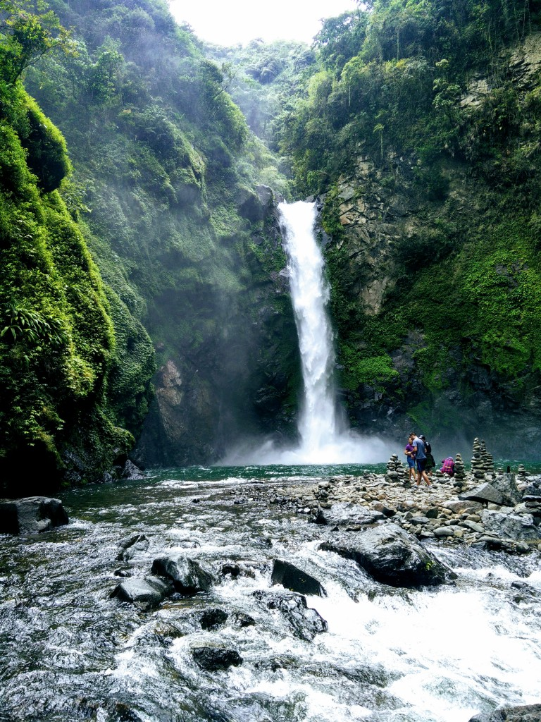 Zdjęcia: Batad, Ifugao, Tappiyah fall, FILIPINY