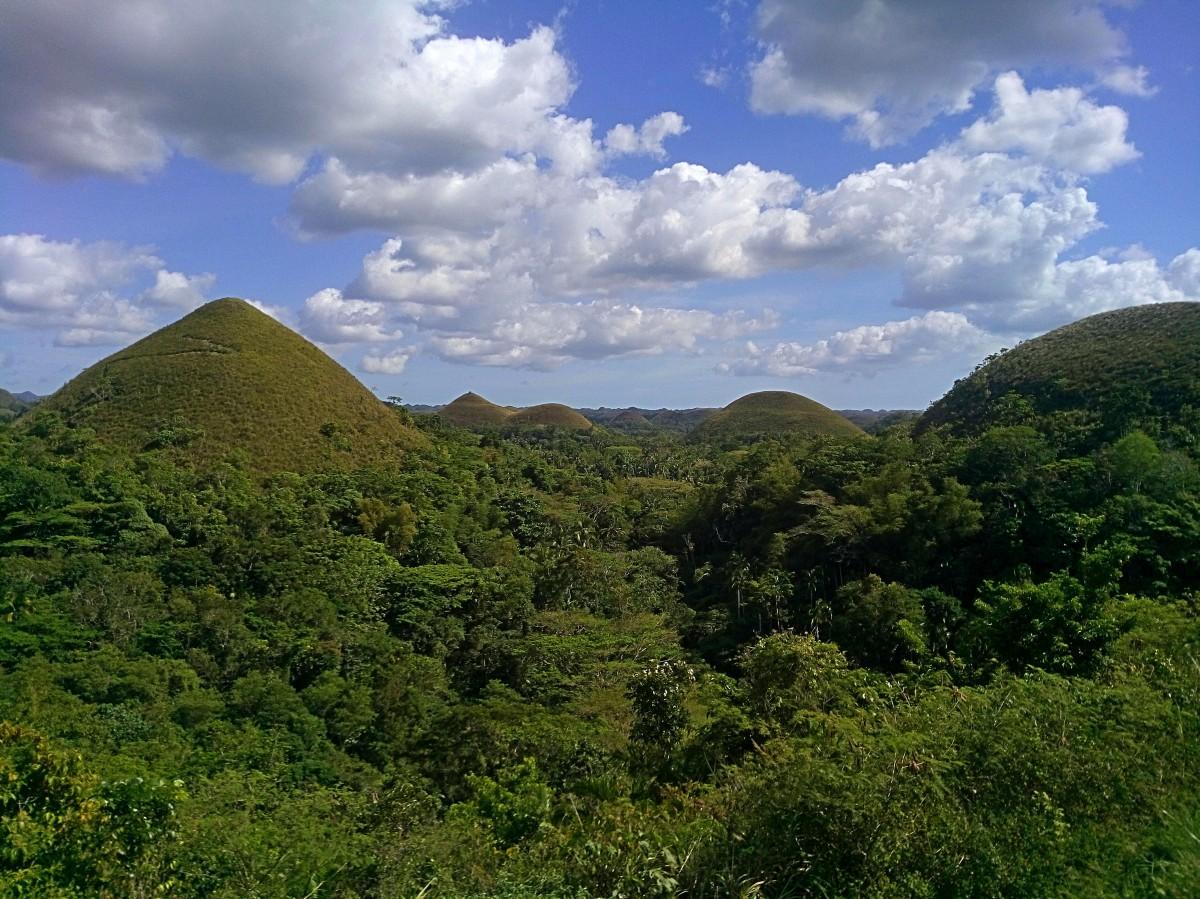Zdjęcia: Bohol, Bohol, Czekoladowe Wzgórza, FILIPINY