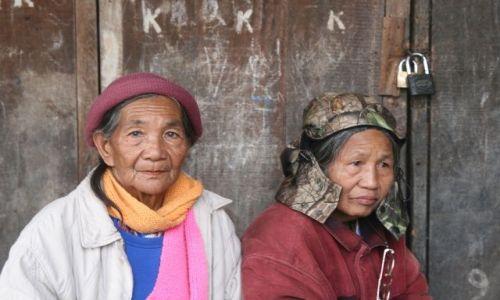 Zdjęcie FILIPINY / Bugio / Banaue / Kobiety z gór