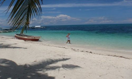 FILIPINY / Cebu / Malapascua Island / Bounty Beach