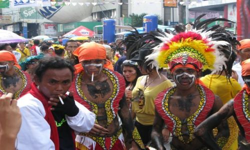 Zdjecie FILIPINY / - / Ilo Ilo / Festiwal