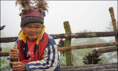 Zdjecie FILIPINY / Luzon / Banaue / Ludzie Ifugao 5