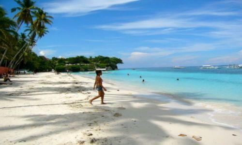 Zdjecie FILIPINY / - / PANGLAO BOHOL / ALONA BEACH PANGLAO BOHOL