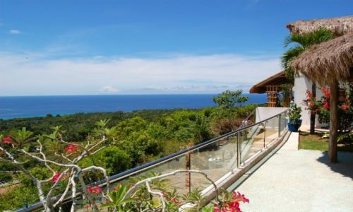 Zdjęcie FILIPINY / Bohol Panglao / Panglao Island / widok