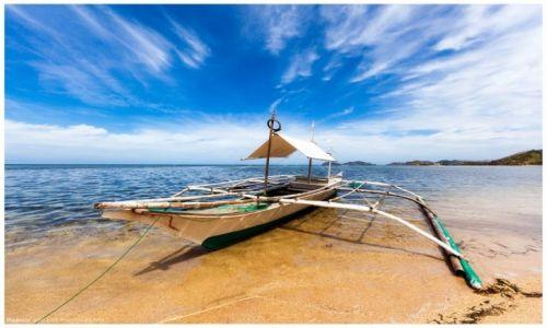Zdjecie FILIPINY / Busuanga / Ocamocam / Bangka