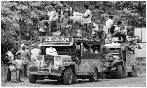 Zdjecie FILIPINY / Palawan / Palawan / SPTS: South Palawan Transportation System