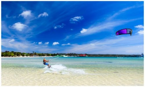 Zdjęcie FILIPINY / Cuyo Island / Cuyo / Catching the Wind