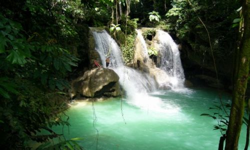 Zdjecie FILIPINY / Bohol / Panglao / krajobrazy