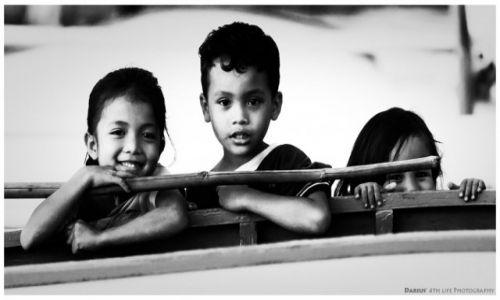 Zdjęcie FILIPINY / Mindanao / Camiguin / Vhildren of Yumbing
