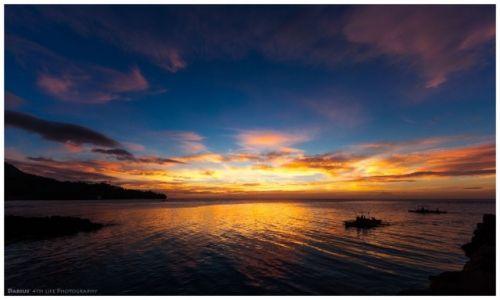 Zdjęcie FILIPINY / Mindanao / Camiguin / Very Camiguin Sundown