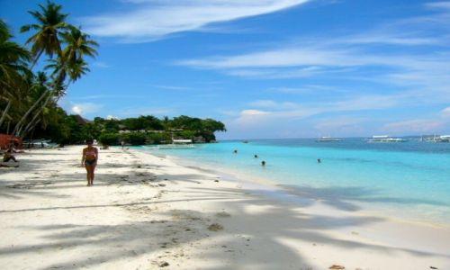 Zdjęcie FILIPINY / BOHOL PANGLAO / ALONA BEACH / Rajskie wakacje Panglao Bohol
