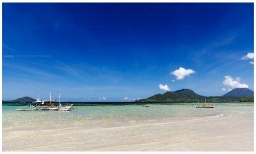 FILIPINY / Palawan / Ulugan Bay / Seascape