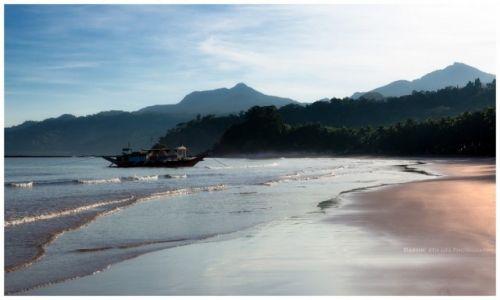 Zdjęcie FILIPINY / Palawan / Sabang / Lonley Beach