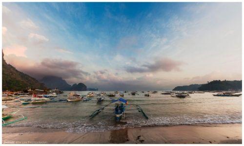 Zdjecie FILIPINY / Palawan / Bacuit Archipelago / El Nido Bay